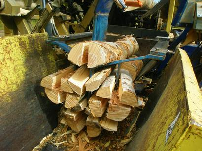 wood splitting machine - 2